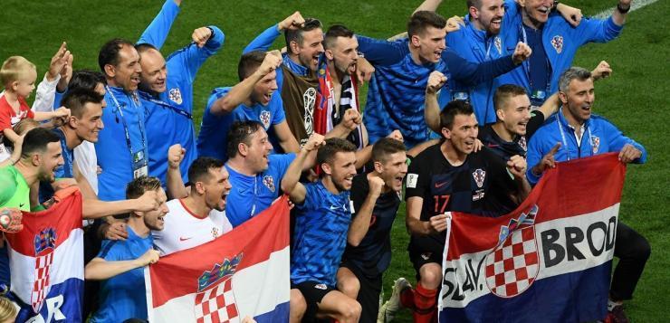 Coupe du monde : cinq choses à savoir sur la qualification de la Croatie face à l'Angleterre